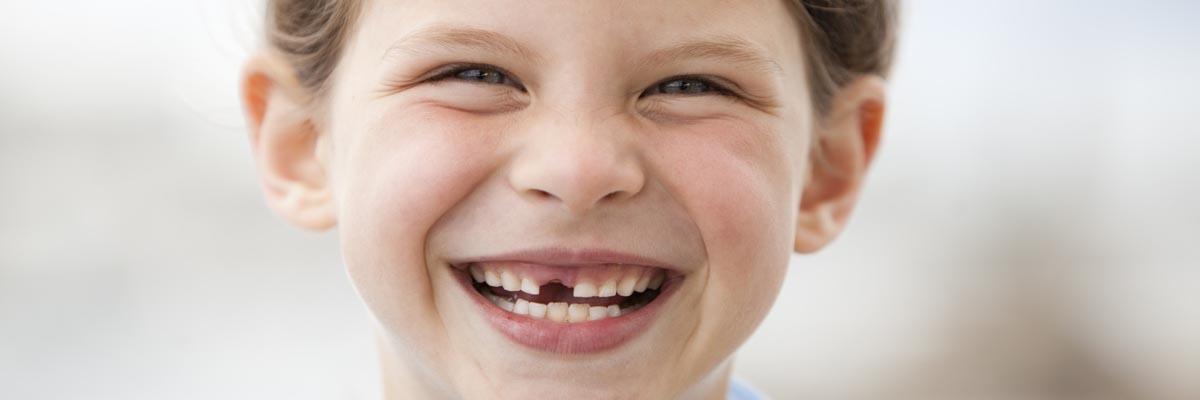 Wanneer begint mijn kind met wisselen melktanden?