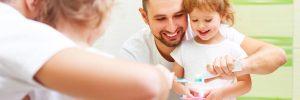 Welke tandpasta voor baby's, peuters en kleuters