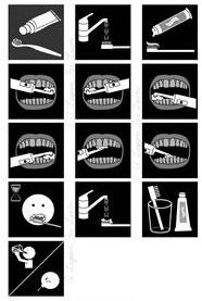 plaatjes-autisme-tanden-poetsen