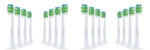 Philips Sonicare opzetborstels kopen voor elektrische tandenborstel?
