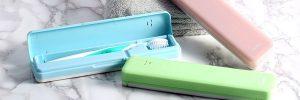 Een tandenborstelkoker kopen? Hygiënisch en makkelijk voor op reis!